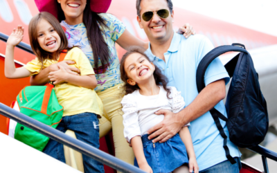 Air Travel with Kids: A flight attendant's guide