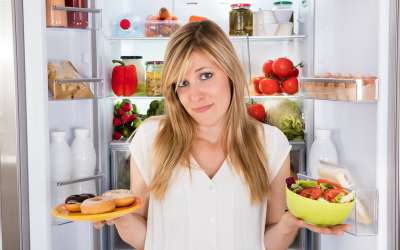 Why does my body feel worse when I eat better?