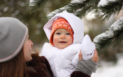 Baby it's Cold Outside! A guide to your little one's first winter